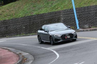 [試駕] 低調圓融 Audi A4 45 TFSI quattro S line