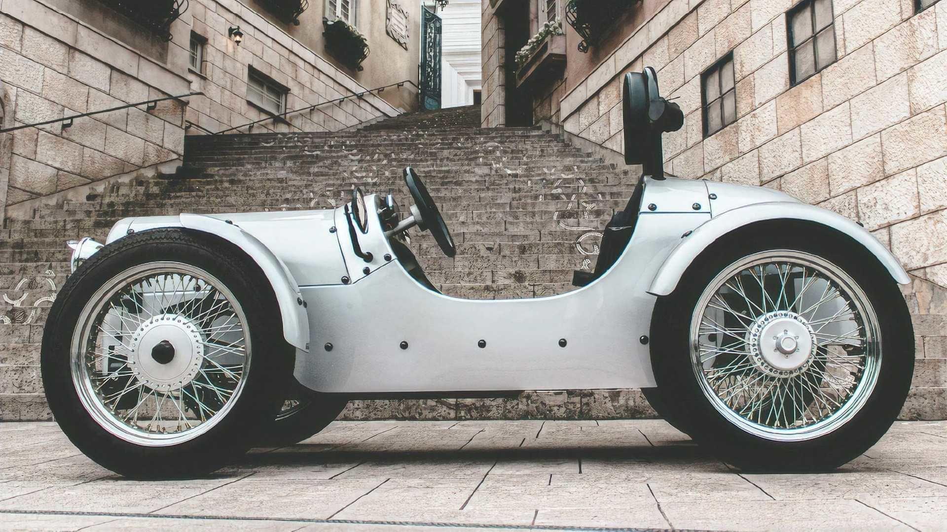 Blaze EV Classic 可謂是充滿復古魅力的單座電動車