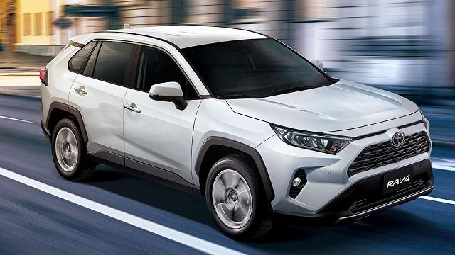2021年03月 Toyota 豐田全車系中古車行情表