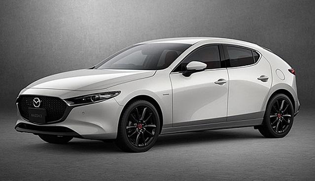 2021年03月 Mazda 馬自達全車系中古車行情表