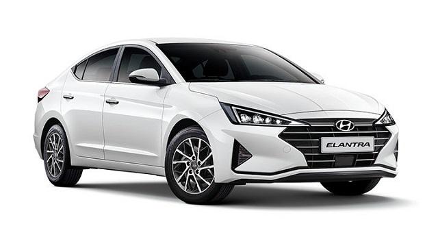 2021年03月 Hyundai 現代全車系中古車行情表