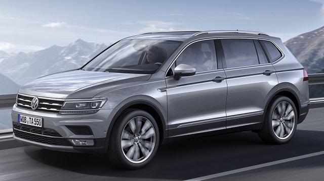 2021年03月 VW 福斯全車系中古車行情表