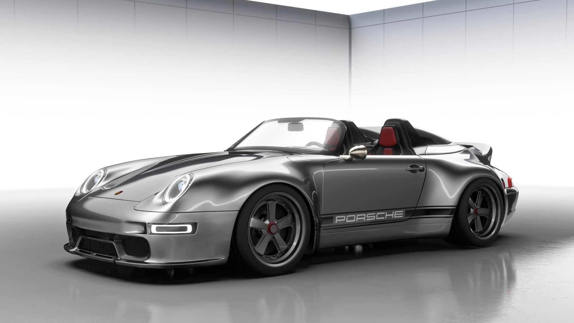 Gunther Werks 推出超驚豔的 Porsche 911 重度改裝作品「Speedster」
