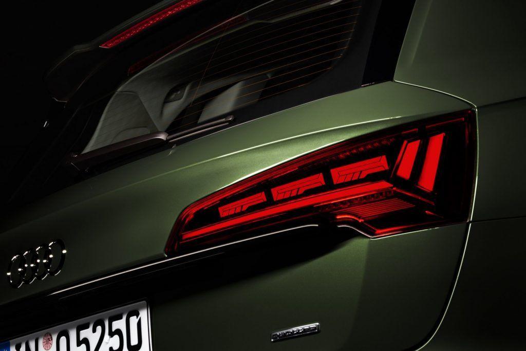 全新Audi Q5從容自信登場