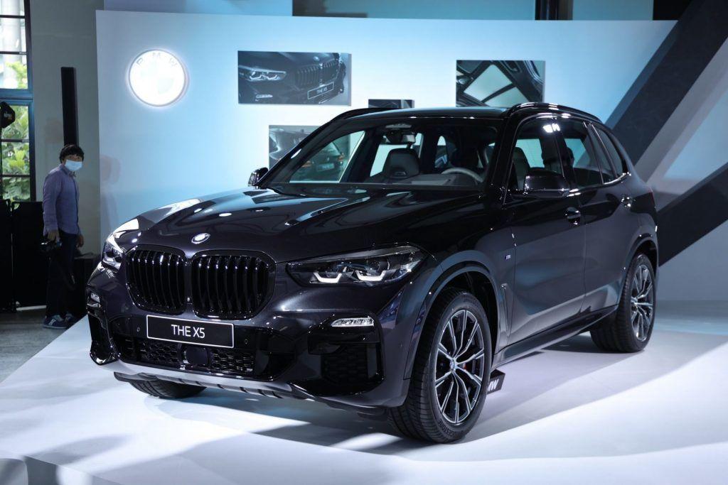 BMW X5、X7 Dark Knight Edition 限量上市