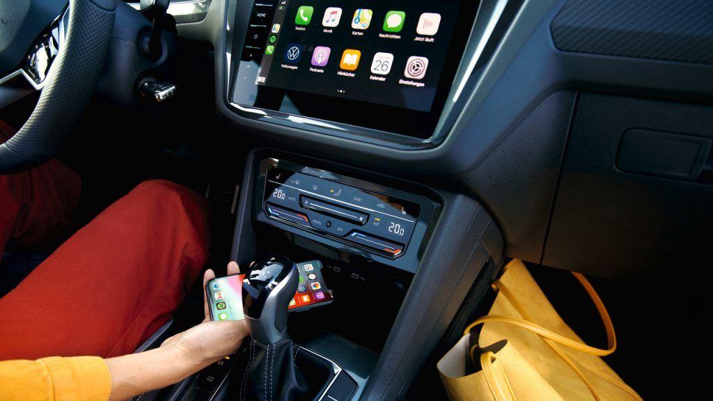Volkswagen新年式第三代MIB模組化資訊娛樂系統支援無線Apple CarPlay