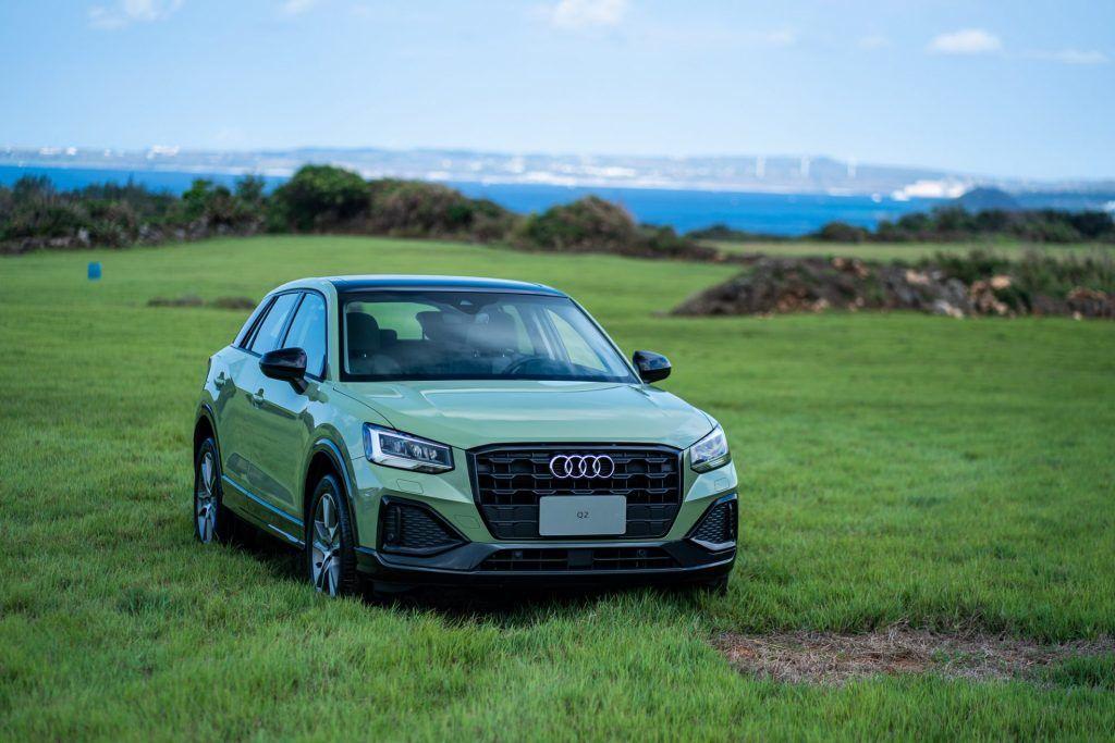 台灣奧迪新一代Audi Q2 | SQ2 率性上市