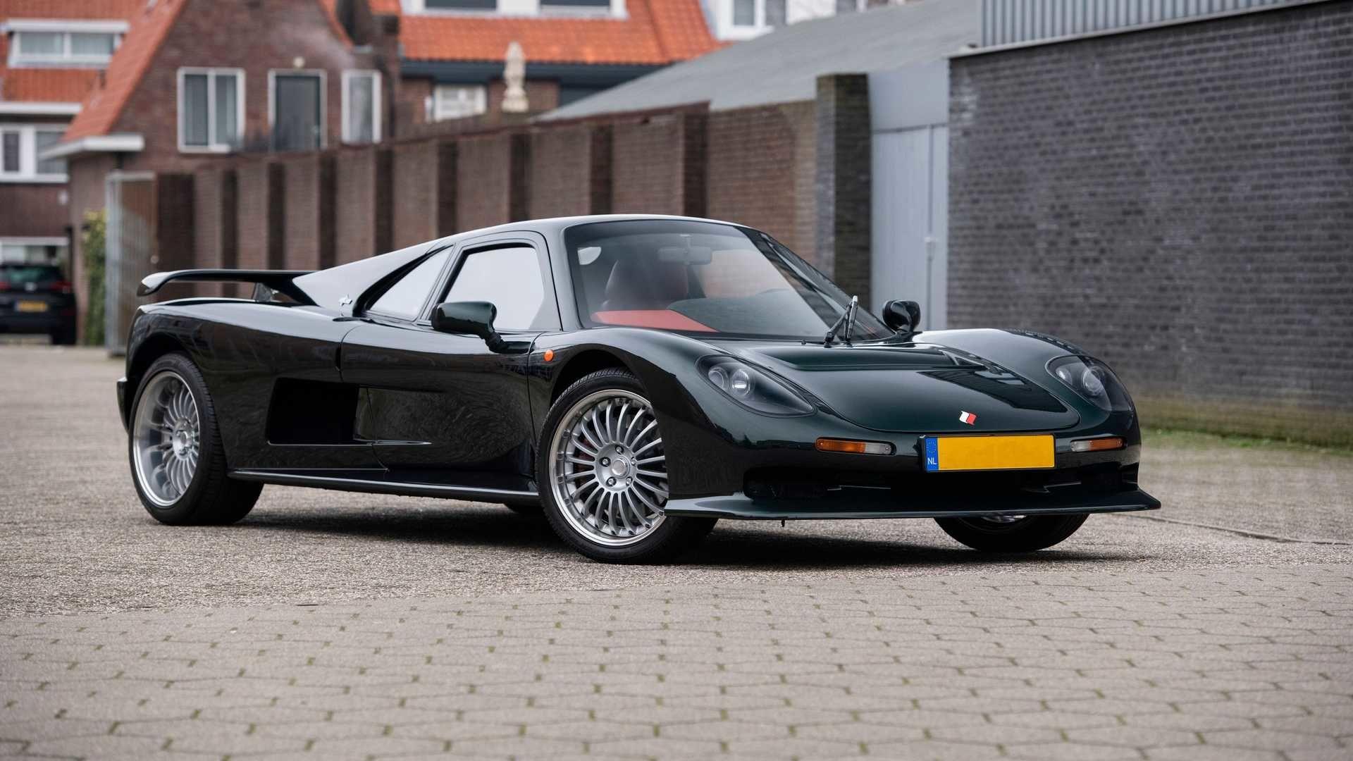 搭載 BMW 動力系統的極稀有 1997 Ascari Ecosse 將進行拍賣!