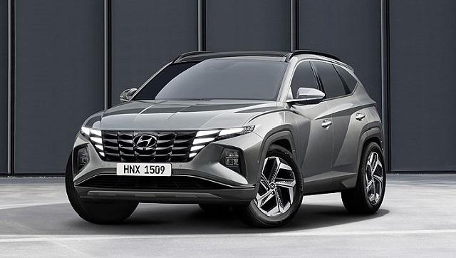 2021年04月 Hyundai 現代全車系中古車行情表