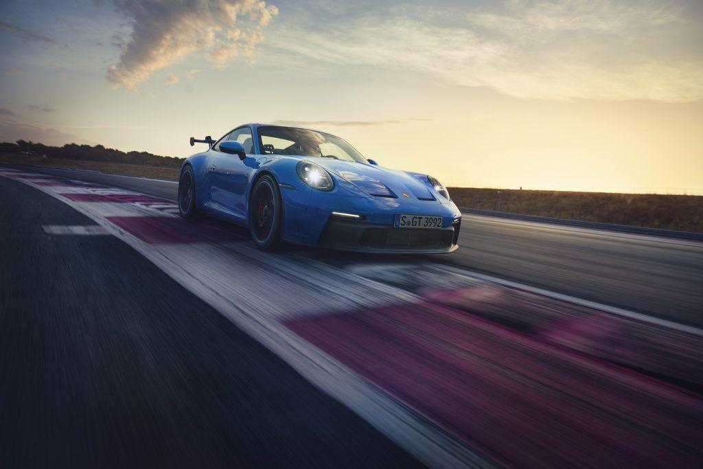 不用911萬的全新911 GT3 來啦