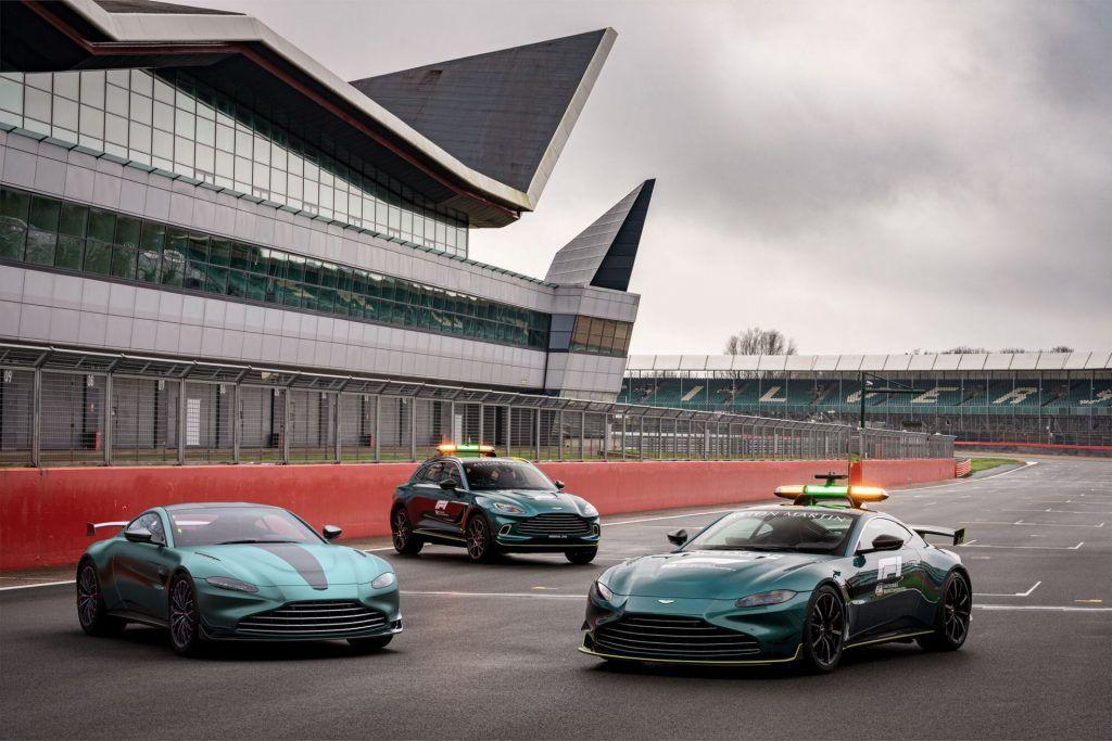 Vantage F1® Edition Coupe基本售價 1088萬元起即日起接單引進
