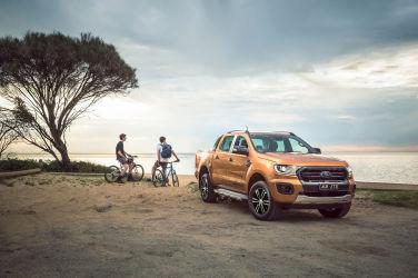 皮卡選正宗美式最對味 New Ford Ranger運動版21年式車型開放預接單