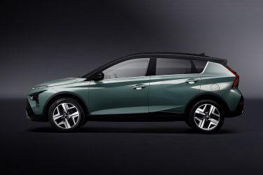 科技滿載小休旅 Hyundai Bayon