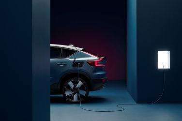 電動休旅第二發 Volvo C40 Recharge