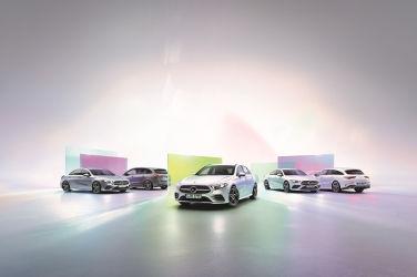 很會!!! Mercedes-Benz 超人氣豪華小型車全面進化