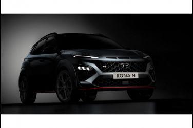 發表日近了 Hyundai Kona N