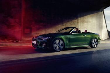 延續熱銷氣勢 THE 4再添魅力 全新BMW 4系列Convertible敞篷跑車預售展開