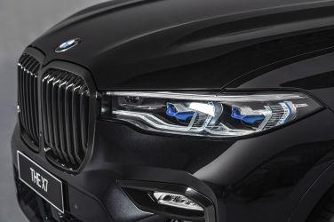 黑的力量 BMW X5、X7 Dark Knight曜黑版