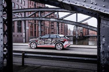 主打空間與AR抬頭顯示 Audi Q4 e-tron