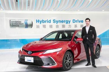 2.0汽油動力入列 小改款 Toyota Camry