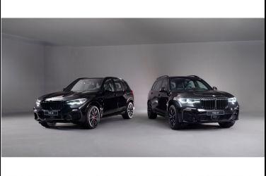 地表王者 掠影奪目 BMW X5、X7 Dark Knight曜黑版霸氣登場
