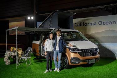 移動新豪宅 Volkswagen T6.1 California Ocean