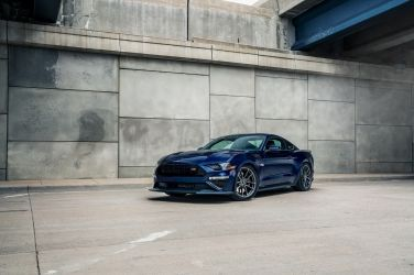Ford Mustang V8專屬套件 Roush Stage.3 775匹達成