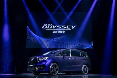 小改霸氣登場 Honda Odyssey