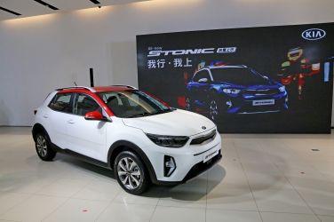 48V輕油電入列 小改款Kia Stonic雙動力登場