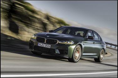 百尺竿頭 BMW M5 CS