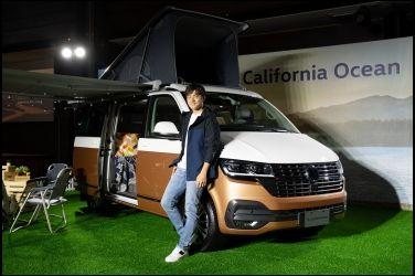 經典再重現 一生絕對要有的夢幻露營車 福斯商旅全新T6.1 California Ocean全台限量上市