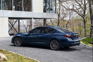 全新INFINITI Q50 300GT 超性能豪華轎跑正式上市 放膽體驗 心大無懼