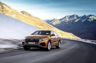 四環豪華休旅旗艦耀眼乍現 全新Audi Q8正式上市