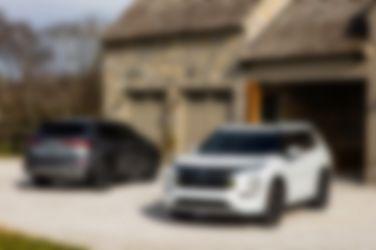最快2022年現身台灣 大改款Mitsubishi Outlander北美首發