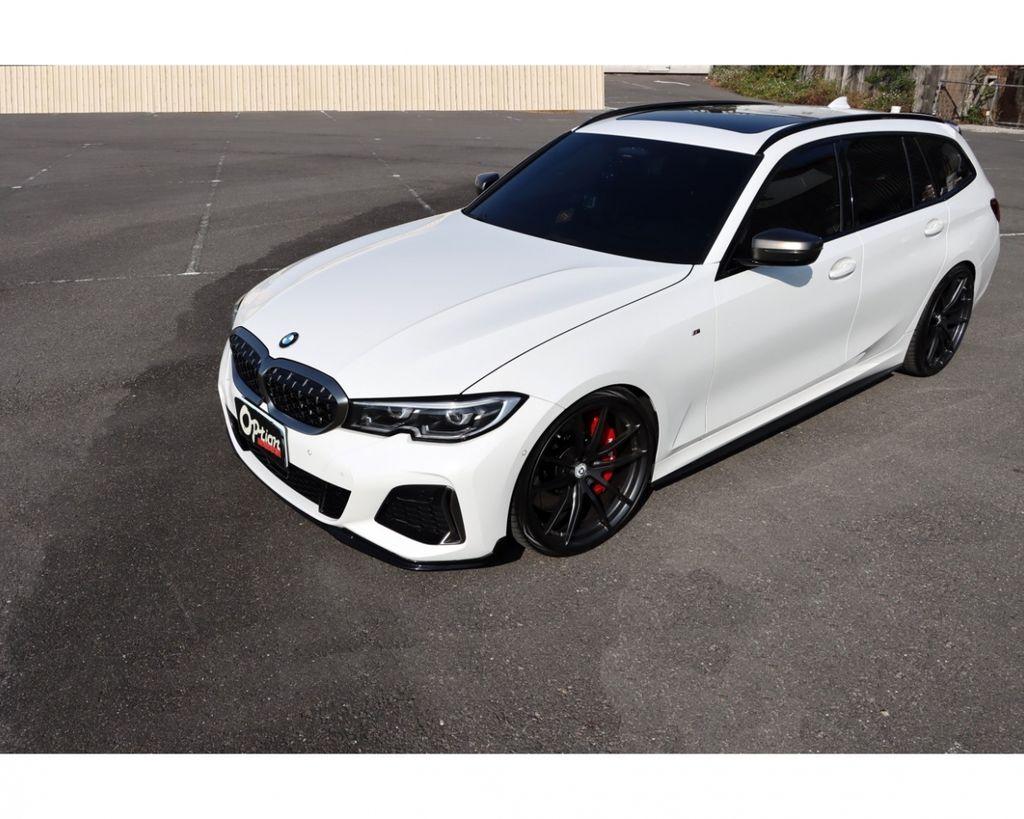 [改裝實戰] BMW G21 340i 630hp式樣(上) 改裝潛力強大!