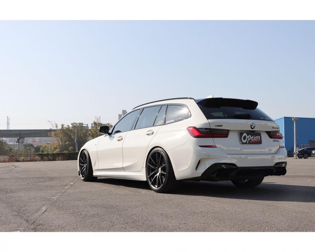 [改裝實戰] BMW G21 340i 630hp式樣(下) 改裝潛力強大!