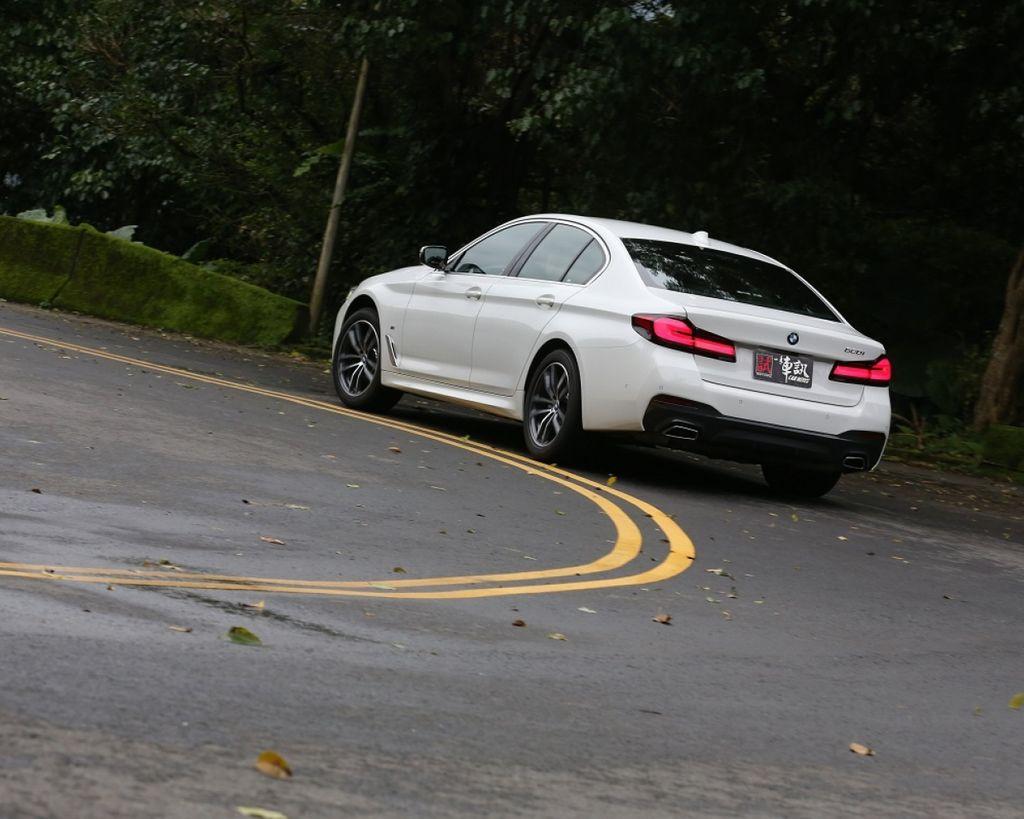 [試駕] 喚醒運動因子 BMW 520i M Sport首發版