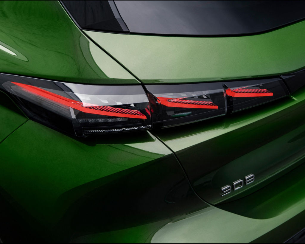 勁帥新獅王 New Peugeot 308