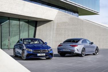 按表操課 Mercedes-Benz CLS