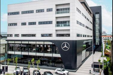 Mercedes-Benz 積極升級雙北展示中心 兩大全新全功能據點啟用
