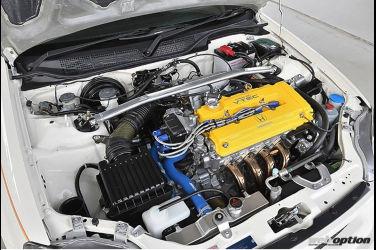 750萬日幣將Civic Type-R EK9重新翻新 SPOON最新技術賦予新生