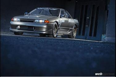 1380匹馬力/零四8秒612的怪物 傳說中Veilside超級GT-R R32復活