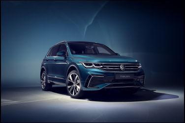 德系休旅一哥 Volkswagen Tiguan