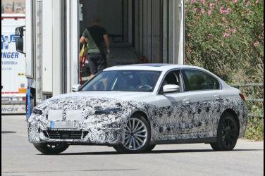 有關新型BMW 3 Series EV的獨家消息!「i3」的車名會如何呢?