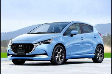 下期新型Mazda2將會在2021年10月公布?還有外觀預測圖