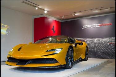 法拉利首輛電動車「SF90 Spider」登陸日本!附上試乘感想的新聞發表會報導