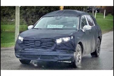 目擊本田下一代新型CR-V的測試車輛!將會在2022下半年發售?