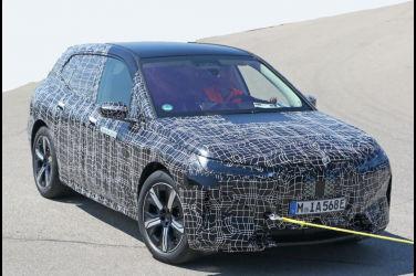 下一代新型BMW「iX5」即將推出搭載Level 3自動駕駛的純電動車!