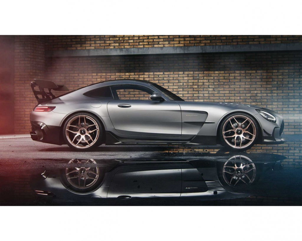ECU一階改造即達789hp,Wheelsandmore Mercedes-AMG GT Black Series發表