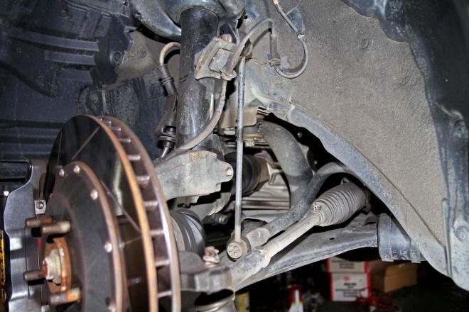 愛車Q&A:換高低可調避震器,搭配可調式李仔串